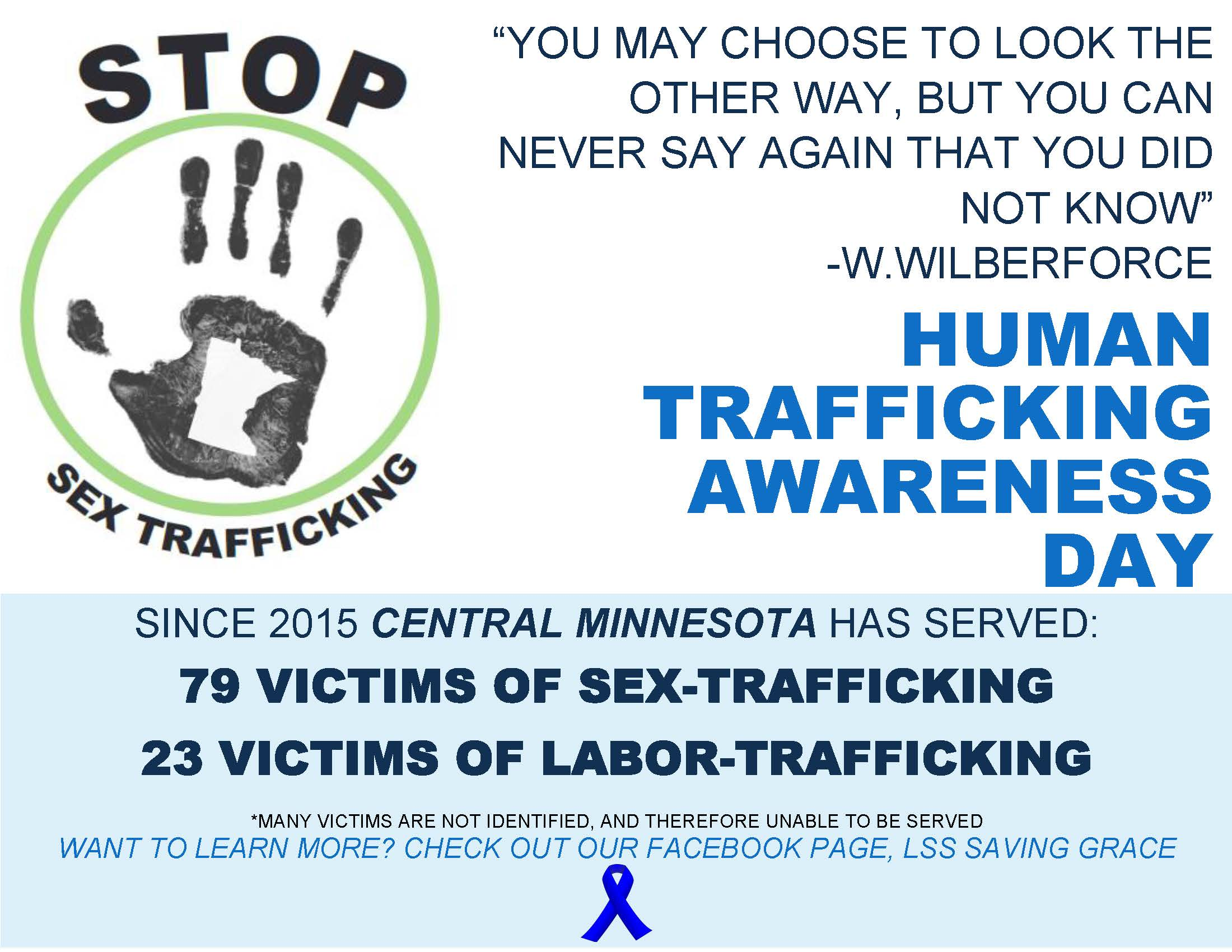 Human Trafficking Awareness Day 2017