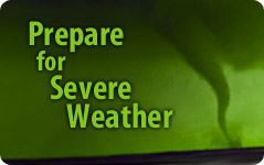 Prepare for Severe Weather image